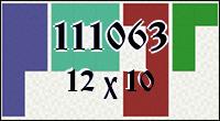 Полимино №111063