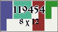 Полимино №119454
