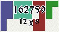 Полимино №162759