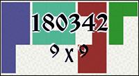 Полимино №180342