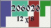 Полимино №206020