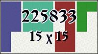 Полимино №225833