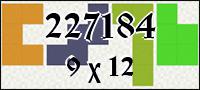 Полимино №227184