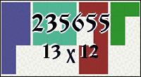 Полимино №235655