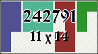 Полимино №242791