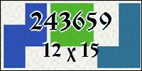 Полимино №243659