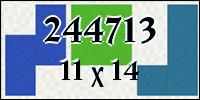 Полимино №244713