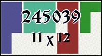 Полимино №245039