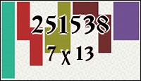 Полимино №251538