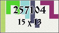Полимино №257104