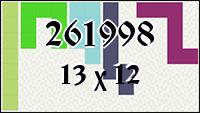 Полимино №261998