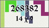 Полимино №268382