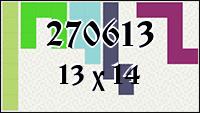 Полимино №270613