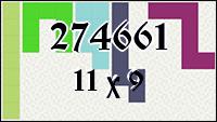 Полимино №274661