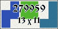 Полимино №279959