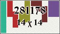 Полимино №281178