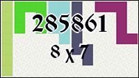 Полимино №285861