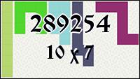 Полимино №289254