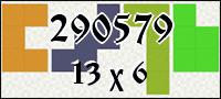 Полимино №290579