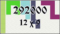 Полимино №292000