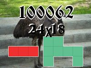 Puzzle полимино №100062
