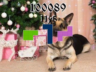 Puzzle полимино №100089