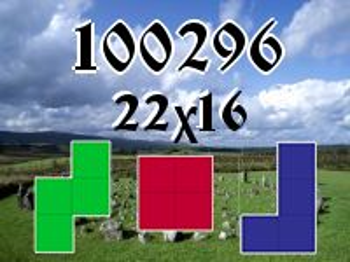 Puzzle полимино №100296