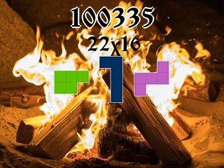 Puzzle полимино №100335