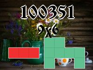 Puzzle полимино №100351