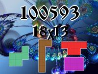 Puzzle полимино №100593