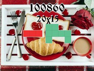 Puzzle полимино №100860