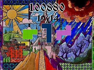 Puzzle полимино №100880