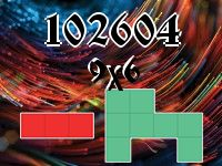 Puzzle полимино №102604