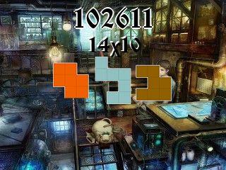 Puzzle полимино №102611