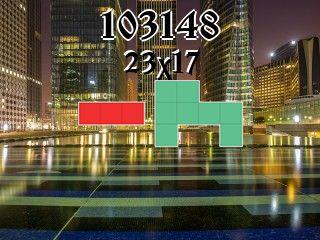 Puzzle полимино №103148