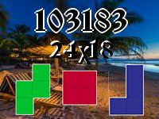 Puzzle полимино №103183