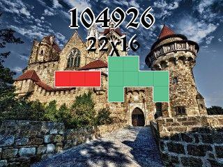 Puzzle полимино №104926