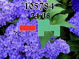 Puzzle полимино №105784