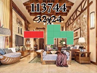 Puzzle полимино №113744