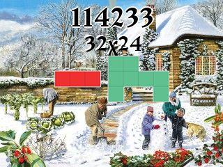 Puzzle полимино №114233