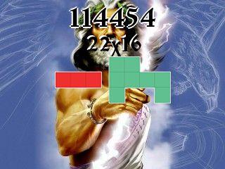 Puzzle полимино №114454