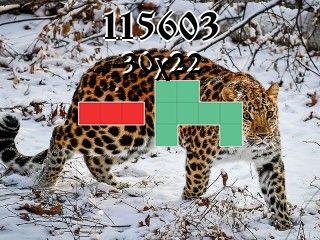 Puzzle полимино №115603