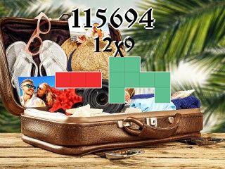 Puzzle полимино №115694