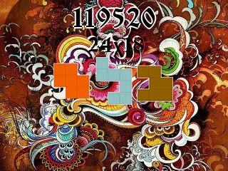 Puzzle полимино №119520