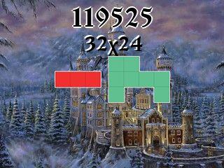 Puzzle полимино №119525