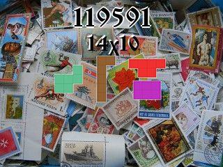 Puzzle полимино №119591