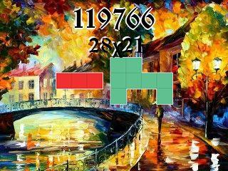 Puzzle полимино №119766