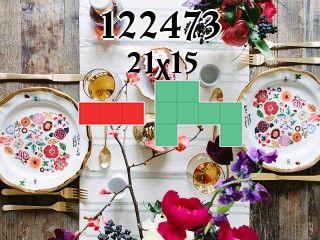 Puzzle полимино №122473