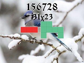 Puzzle полимино №156728