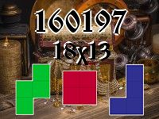 Puzzle полимино №160197